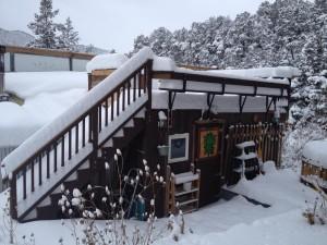 Winter at CRMPI